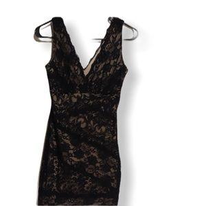 Windsor Black Party Dress